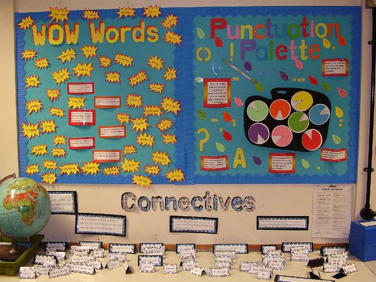 Literacy Display