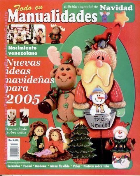 Catalogacion analytical revistas de manualidades