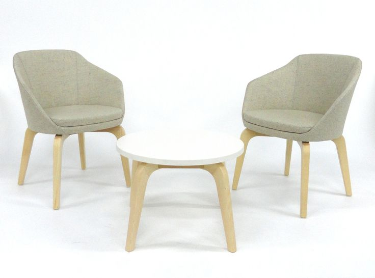 Clyde coffee table by Burgtec
