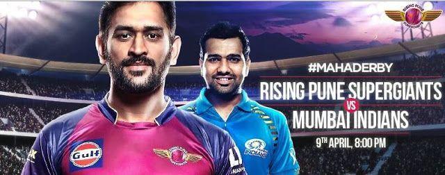 Mumbai Indians vs Rising Pune Supergiants Live Score IPL 2016 Match 1 #IPL2016 #IPL9 #RCB #DD #KKR #MI #IPL #VIVOIPL #RPS #Dhoni #Virat #DJBravo Mumbai Indians vs Rising Pune Supergiants Live Score IPL 2016 Match 1 - IPL 2016 Schedule live...