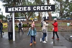 menzies station