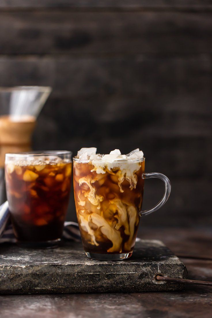 Spiked Thai Iced Coffee (Plus NonAlcoholic Version