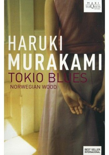 A través de un libro: Tokio blues (Norwegian Wood)  - Haruki Murakami