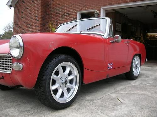 135 Best Images About Austin Healey On Pinterest