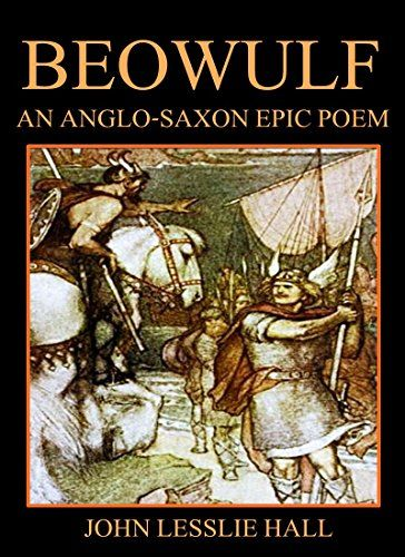 an overview of the beowulf an anglo saxon epic The anglo-saxon hero is clearly shown and defined in beowulf, the wanderer, the dream of the rood, and even crichton's the 13th warrior in beowulf, the anglo-saxon hero is well defined by the actions of beowulf.
