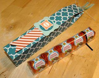 KW-Eselsohr: Tutorial - 5er Küsschen Verpackung