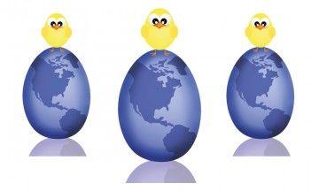 Påsken blir feiret på forskjellige måter verden rundt – her er noen av dem. Illustrasjon: iStock