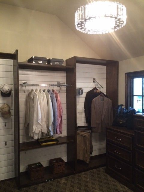 Proslat Storage Solution In The Southern Living Custom Builder Program  Showcase Home   Dressing Room