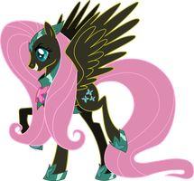 Nightmare pony set - 1 :. by ASinglePetal on DeviantArt
