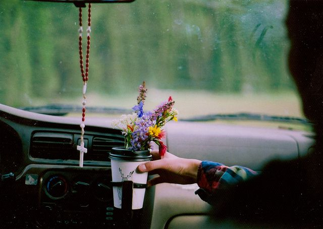 Flower child by Miles Bowers, via Flickr