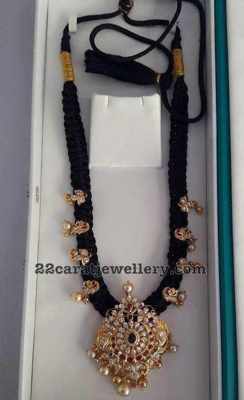 20 Grams Black Thread Necklaces