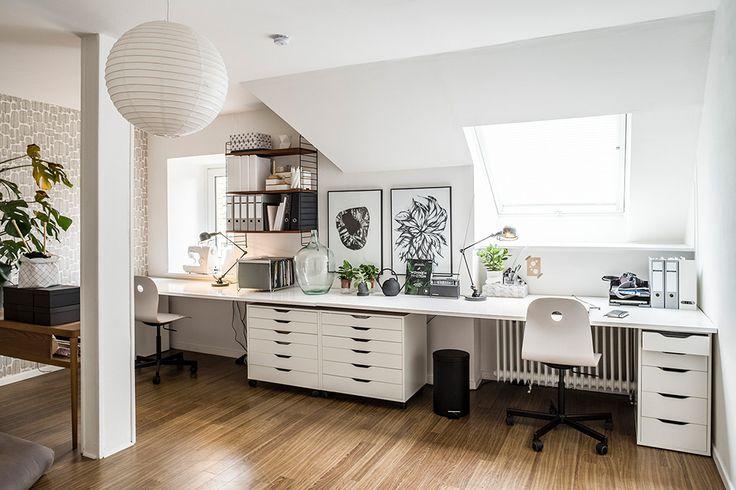 Wohnen in Schwarz-Weiß: Karina Kaliwoda richtet Räume stilsicher ein | Femtastics