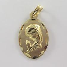 La medalla de comunión: