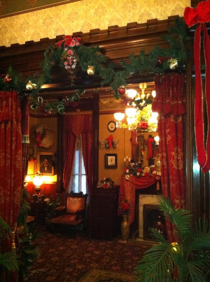 Frederick Stegmaier Mansion Victorian InteriorsValenciaMansions