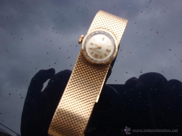 Reloj LONGINES de Señora con pulsera. Años 60.