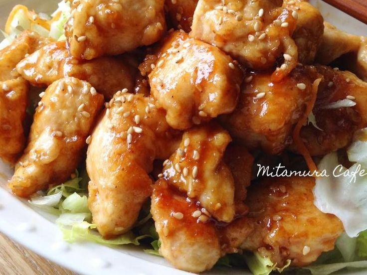 芝蔴茄汁雞丁 by 蜜塔木拉 | Recipe | Ethnic recipes, Chicken recipes, Chicken