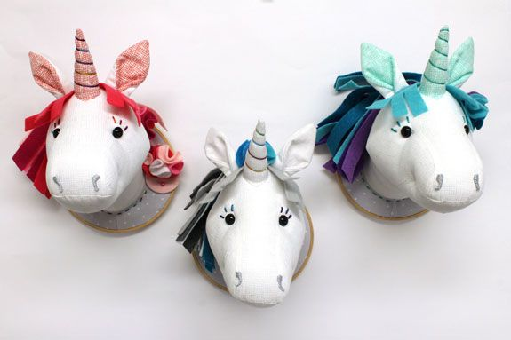 FREE PATTERN // UNICORNS ARE REAL | Dear Stella Design