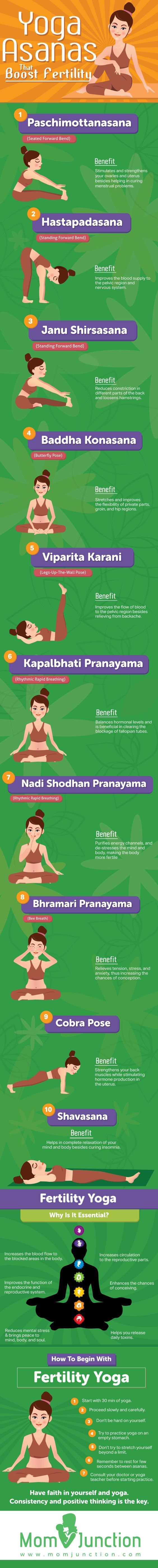 Practicing yoga during pregnancy balances emotional stress and hormone levels. Read on to know how these top 14 fertility yoga asanas will help boost the chances