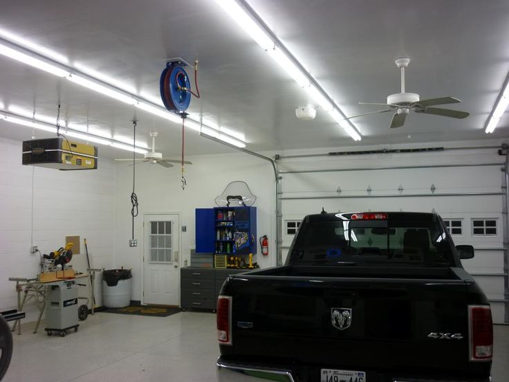 Choosing Garage Lighting Ideas Whether Interior Or Exterior Can Be Tricky In A
