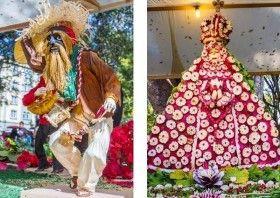 Cautiva arte de hortelanos a 100 mil espectadores en Noche de Rábanos 2015