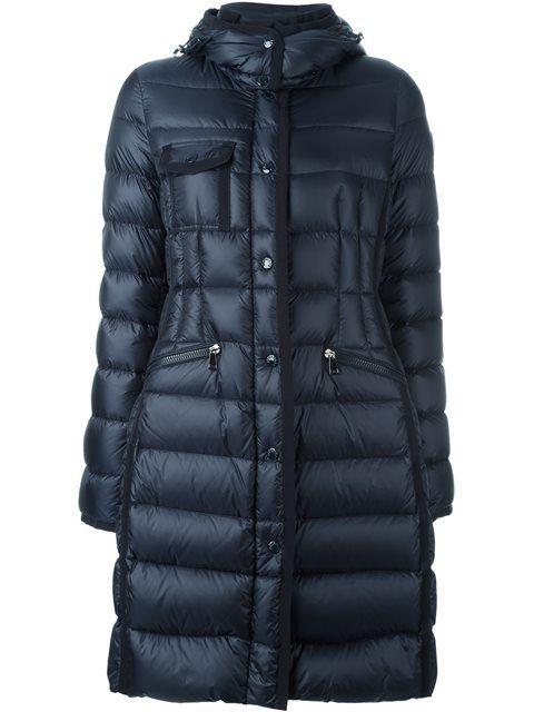 Moncler 'Hermine' short coat