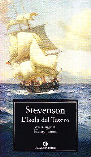 Amazon.it: L'isola del tesoro - STEVENSON ROBERT L. - Libri