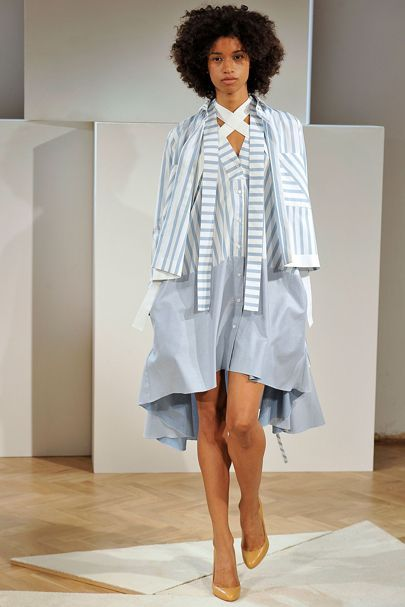 Palmer// harding London Spring/Summer 2017 Ready-To-Wear Collection | British Vogue