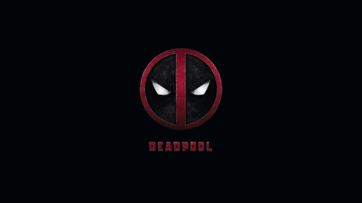 Deadpool Logo 4k Movie Wallpaper 2016 3840x2160