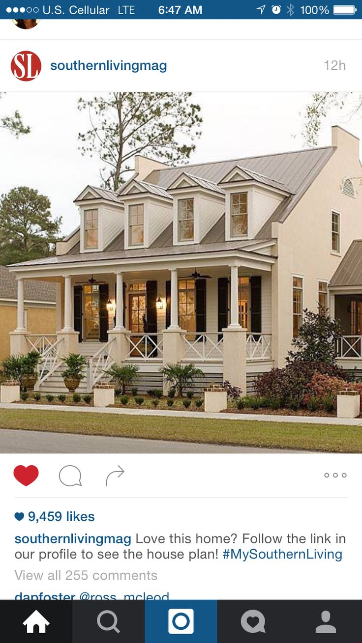 43 best houses images on pinterest floor plans coastal homes eastover cottage plan 17 house plans with porches southern living
