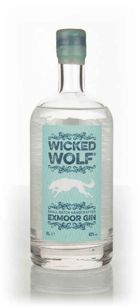 Wicked Wolf Exmoor Gin - Master of Malt