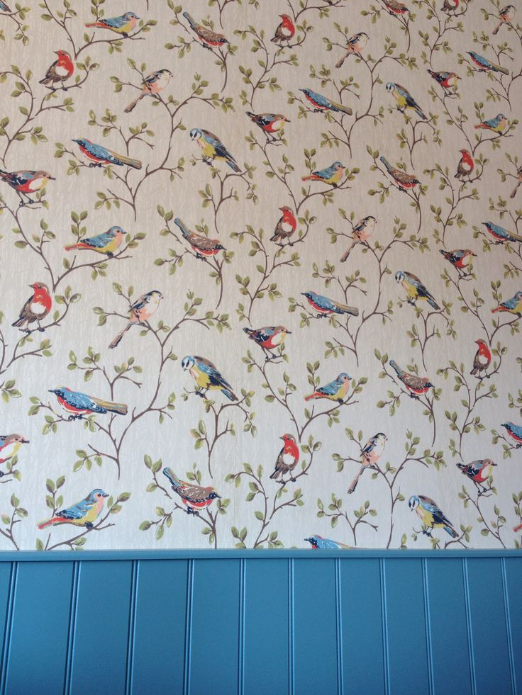 1000 ideas about bird wallpaper on pinterest bird for Bird mural wallpaper