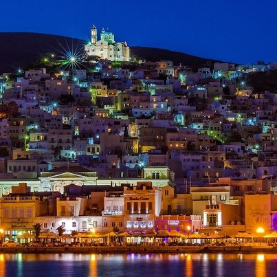 Ermoupoli,Syros,Greece