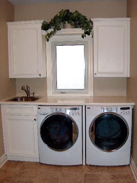 Lovely Cabinet For Laundry Room