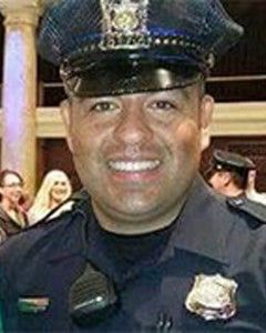 Always remember: Police Officer Carlos Puente-Morales, Des Moines Police Department, Iowa