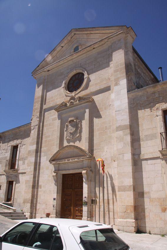Palacio de los Condes, Fuentidueña, Segovia