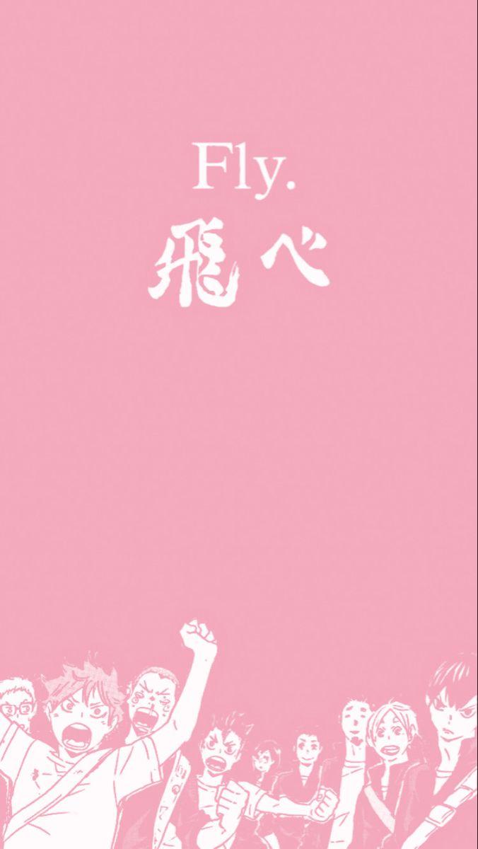 Karasuno Wallpaper In 2021 Haikyuu Wallpaper Anime Wallpaper Iphone Cool Anime Wallpapers Anime pink wallpaper iphone