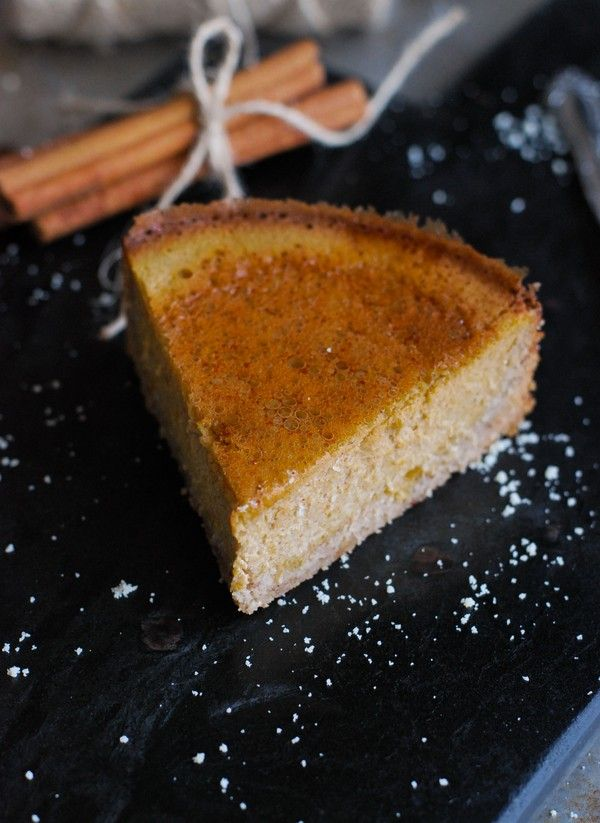 Glutenfri Pumpapaj utan tillsatt socker //Baka Sockerfritt