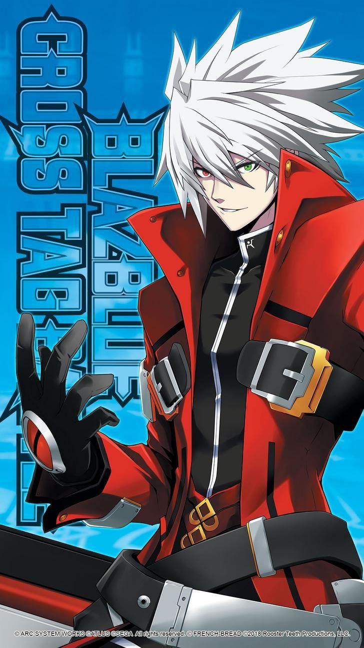 Blazblue Cross Tag Battle Early Purchase Bonus Official Mobile Wallpapers Anime Mobile Wallpaper Battle