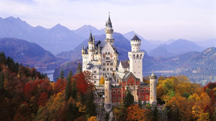 21 Castles You Have To Visit In Europe! in Europe - Travel - Hand Luggage OnlyHand Luggage Only