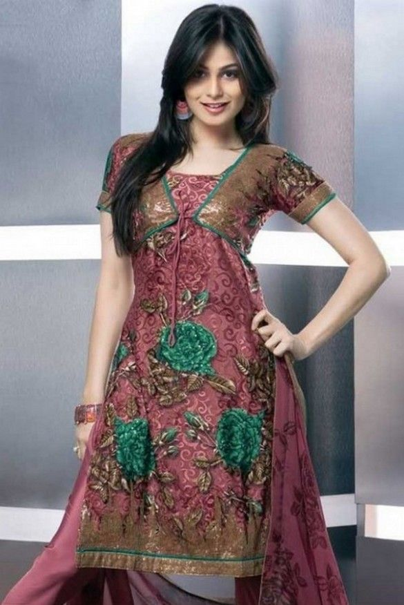 Pakistani Fashion 2014 Salwar Kameez