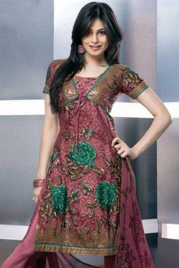 Pakistani Fashion 2014 Salwar Kameez