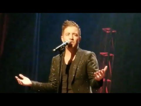 Billy Gilman : There's a Hero (Song Dedication) - Bethesda Blues, MD 10/...