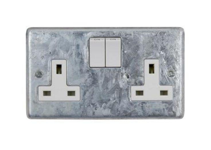Galvanised sockets