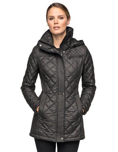 Brands | Outerwear | Fiat Belted Center Front Zip | Hudson's Bay