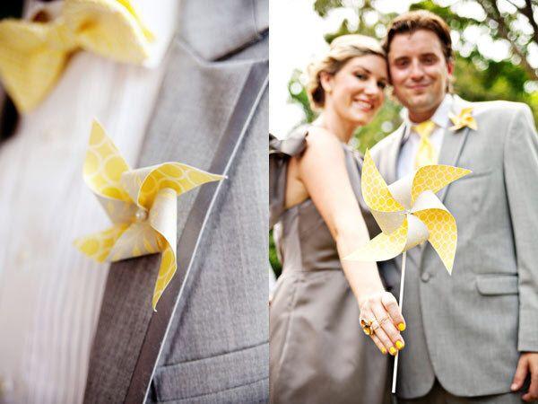Paper Pinwheel Wedding Pinwheels Complete Bridal Package for the Bride Groom Maid of Honor Bridesmaids and Groomsmen Paper Pinwheels Wedding by weddingbridaldesigns on Etsy https://www.etsy.com/listing/120207736/paper-pinwheel-wedding-pinwheels