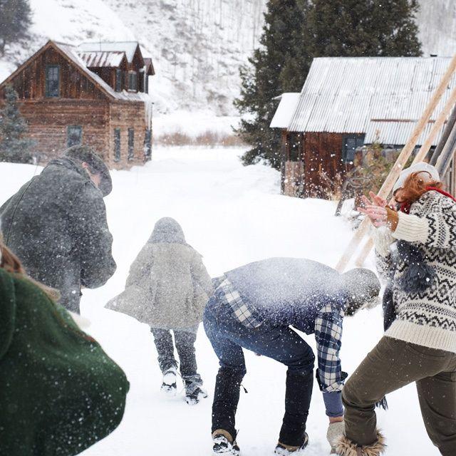 100 Идей чем заняться и как провести время зимой