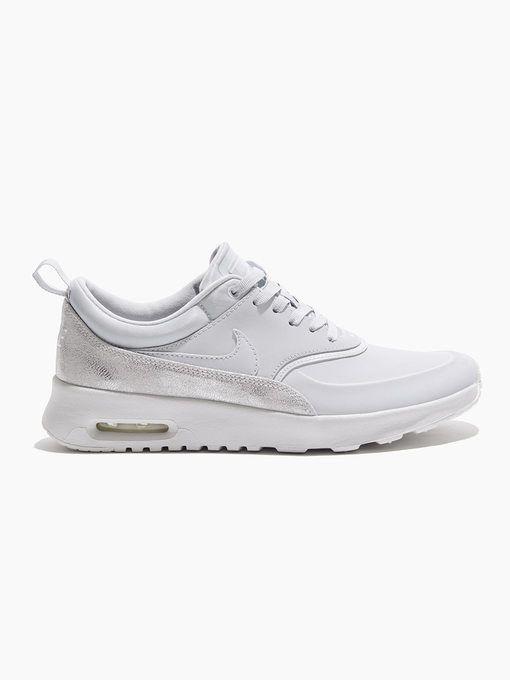 new product 5fde4 7b0c4 NIKE W Nike Air Max Thea Prm Pure platinum Pure platinum-summit white-mtlc  plat SNEAKERS