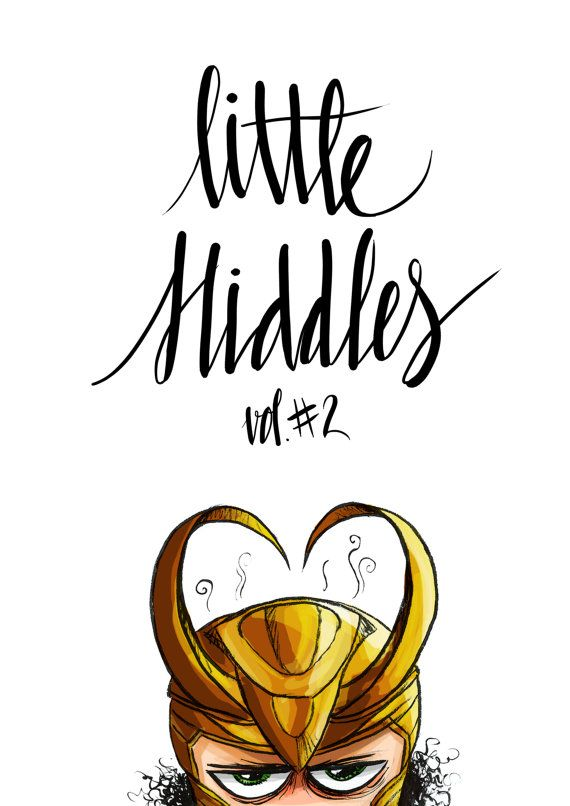 2013 Little Hiddles Compilation   Vol. 2 by carlotahl on Etsy, $15.00