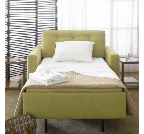 Twin Sofa Bed home deco