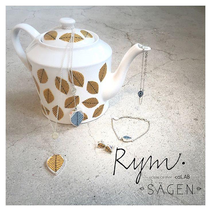Sägen CO:LAB House of Rym // Arbour Harbour Necklace / Bracelet / Earrings